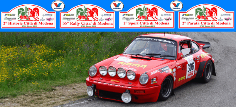 Rally Modena by racing-oil.it